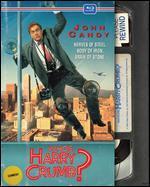 Who's Harry Crumb? -Retro Vhs Style [Blu-Ray]