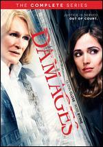 The Damages-Complete Series-Dvd