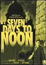 Seven Days to Noon [ Non-Usa Format, Pal, Reg.2 Import-United Kingdom ]