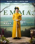 Emma (2020) Blu-Ray + Dvd + Digital