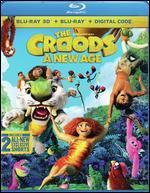 The Croods: a New Age (4k Ultra Hd + Blu-Ray + Digital Code)