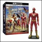 Justice Society: World War II (4k Ultra Hd + Blu-Ray+Digital)