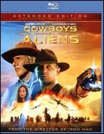 Cowboy & Aliens [Extended Edition] [Blu-ray] - Jon Favreau