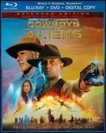 Cowboys & Aliens [Extended Edition] [Rated/Unrated] [2 Discs] [Includes Digital Copy] [Blu-ray/DVD]