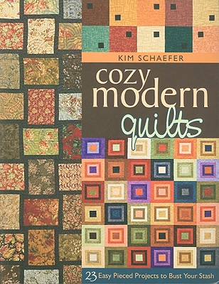 Cozy Modern Quilts - Print-On-Demand Edition - Schaefer, Kim