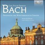CPE Bach: Preussische und Württembergische Sonaten