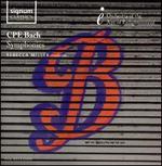 CPE Bach: Symphonies