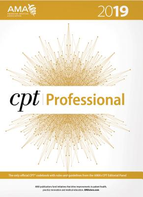 CPT Professional 2019 - American Medical Association