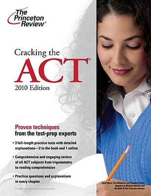 Cracking the ACT - Princeton Review, and Martz, Geoff