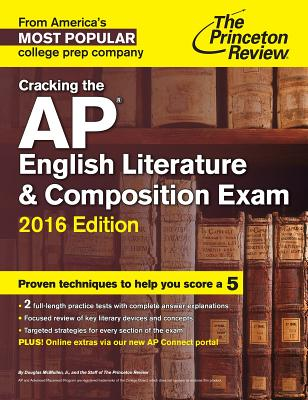 Cracking the AP English Literature & Composition Exam - Princeton Review