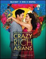Crazy Rich Asians [Includes Digital Copy] [Blu-ray/DVD]