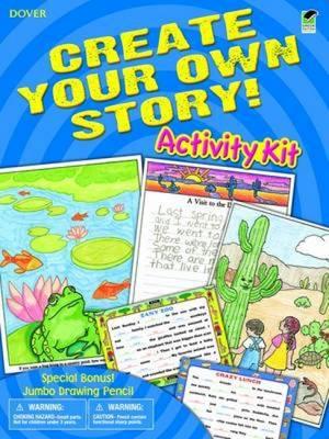 Create Your Own Story! Activity Kit - Dover (Cor)/ Pomaska, Anna