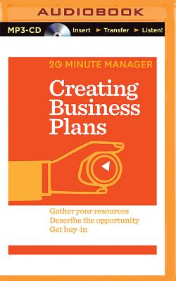 Creating Business Plans - Harvard Business Review, and Thomas, James Edward (Read by)