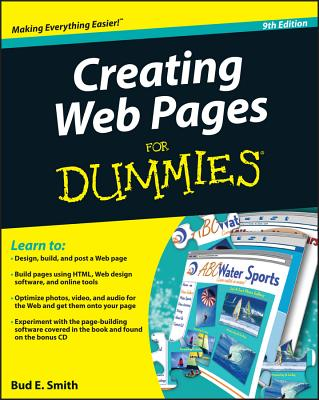 Creating Web Pages for Dummies - Smith, Bud