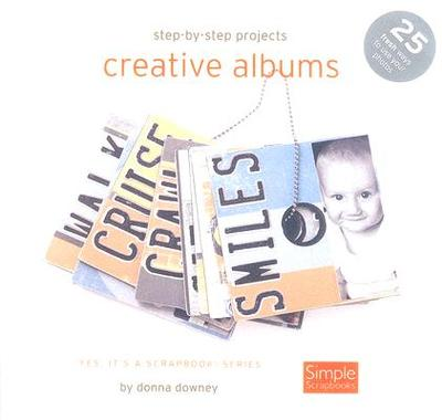 Creative Albums - Downey, Donna