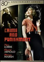 Crime and Punishment [80th Anniversary]