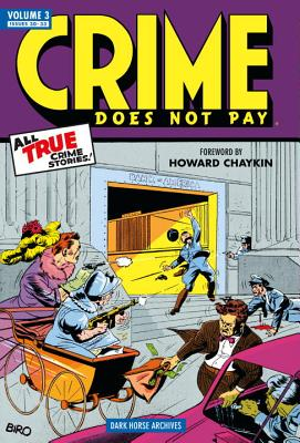 Crime Does Not Pay, Volume 3: Issues 30-33 - Wood, Dick