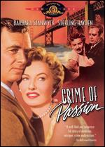 Crime of Passion - Gerd Oswald