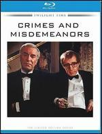 Crimes & Misdemeanors [Blu-ray]