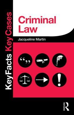 Criminal Law - Martin, Jacqueline
