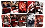 Criminal Minds: Seasons 1-10 [60 Discs]