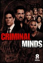Criminal Minds: The Eighth Season [6 Discs] -