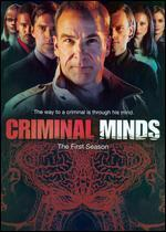 Criminal Minds: The First Season [6 Discs]