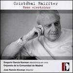 Cristóbal Halffter: Homo electricus