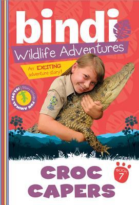 Croc Capers - Irwin, Bindi, and Kunz, Chris
