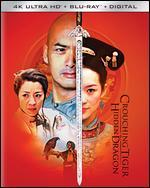 Crouching Tiger, Hidden Dragon [SteelBook] [Includes Digital Copy] [4K Ultra HD Blu-ray/Blu-ray]