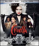 Cruella [Includes Digital Copy] [Blu-ray/DVD]