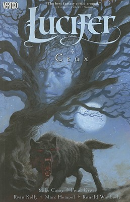 Crux - Carey, Mike