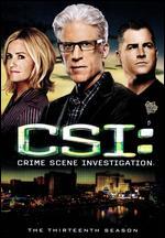 CSI: Crime Scene Investigation: Season 13 -