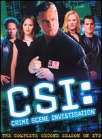 CSI: Crime Scene Investigation - The Complete Second Season [6 Discs] -