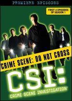 CSI: Crime Scene Investigation - The First Season, Disc 1