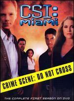 CSI: Miami - Season 1 [Circuit City Exclusive] [Checkpoint]
