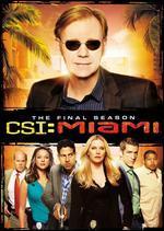 CSI: Miami: Season 10