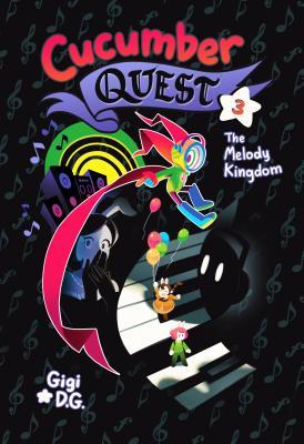 Cucumber Quest: The Melody Kingdom - D G, Gigi