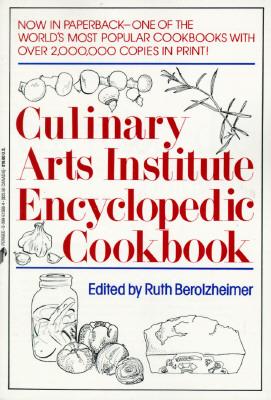 Culinary Arts Institute Encyclopedic Cookbook - Berolzheimer, Ruth (Editor)