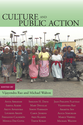 Culture and Public Action - Rao, Vijayendra (Editor), and Walton, Michael (Editor)