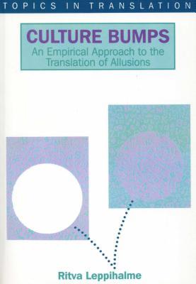 Culture Bumps Empirical App - Leppihalme, Ritva
