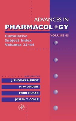 Cumulative Subject Index - August, J Thomas