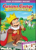 Curious George: A Royal Monkey