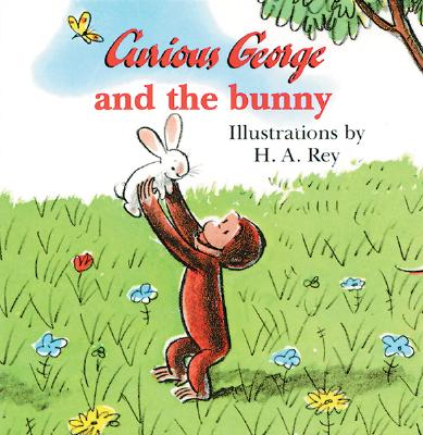 Curious George and the Bunny - Rey, Margret