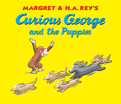 Curious George and the Puppies - Rey, H A