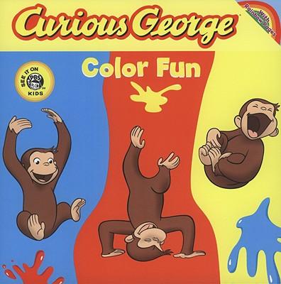 Curious George Color Fun - Houghton Mifflin Company (Creator)