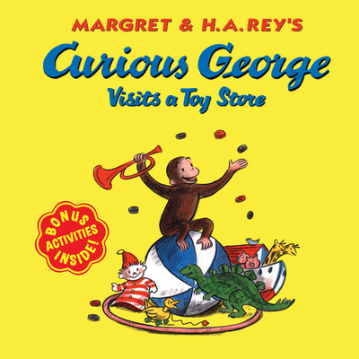 Curious George Visits Toy Store - Rey