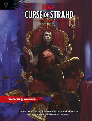 Curse of Strahd: A Dungeons & Dragons Sourcebook - Wizards RPG Team