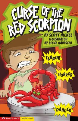 Curse of the Red Scorpion - Nickel, Scott