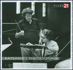 Cyprien Katsaris Archives Vol. 20: Theodorakis